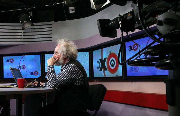 Алексей Венедиктов проинформировал, что «Эху Москвы» придется менять состав учредителей