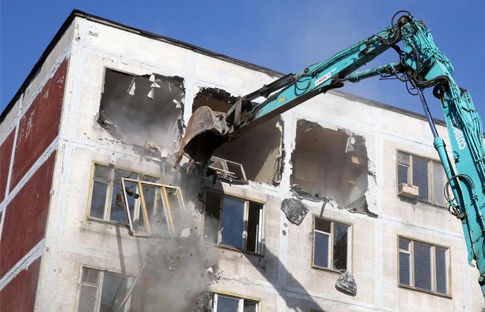 Власти Москвы заявили о невозможности второго этапа программы сноса пятиэтажек