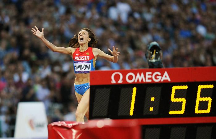 Сборная Российской Федерации лишилась 12-й медали Олимпийских игр встолице Англии