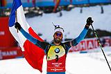 Француз Фуркад выиграл гонку преследования на ЧМ по биатлону