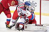 Сборная России досрочно выиграла Еврохоккейтур