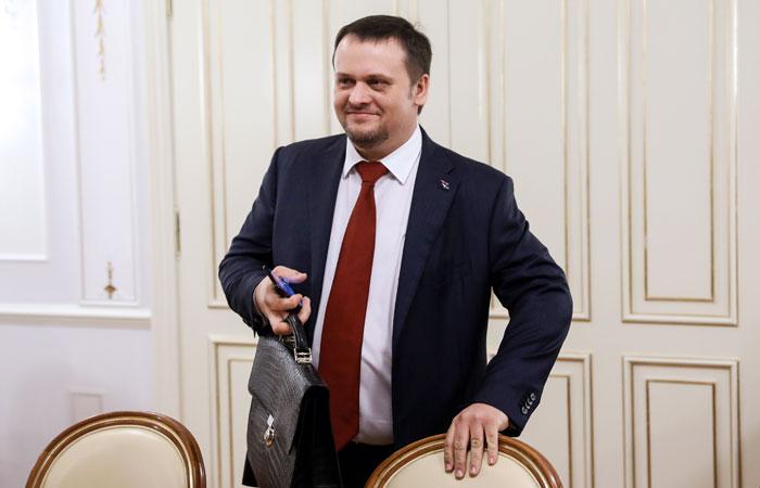 Путин назначил врио губернатора Новгородской области Андрея Никитина