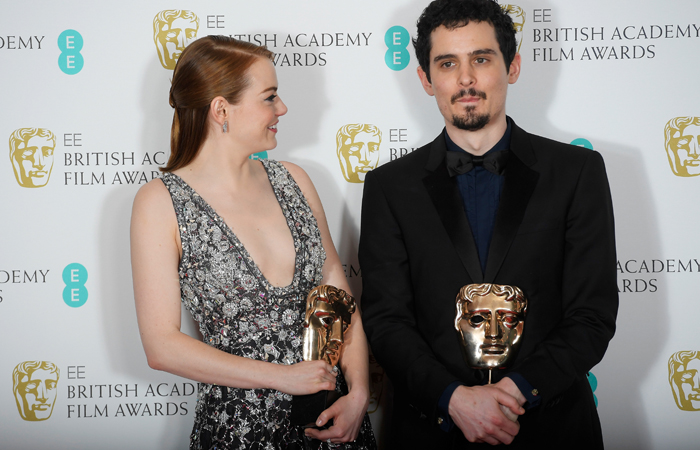 """""""Ла-Ла Ленд"""" получил премию BAFTA как лучший фильм"""