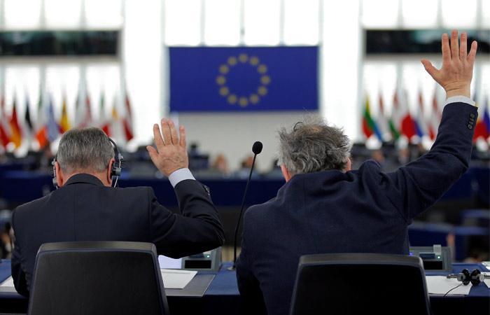 Европарламент: РФ несет ответственность законфликт наДонбассе
