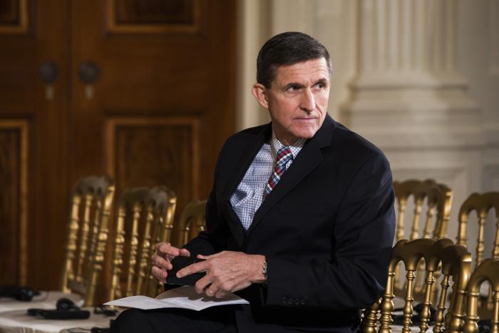 Советник президента США по нацбезопасности Флинн покинул свой пост