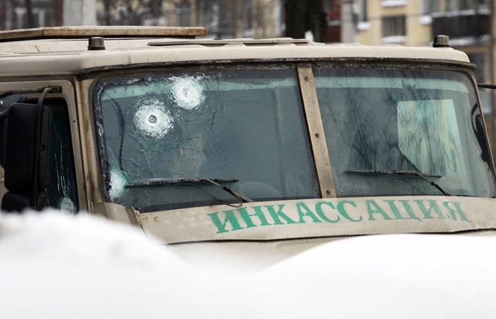 Возбуждено уголовное дело по факту нападения на инкассаторов в Москве