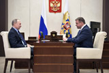 Путин назначил врио главы Рязанской области Николая Любимова