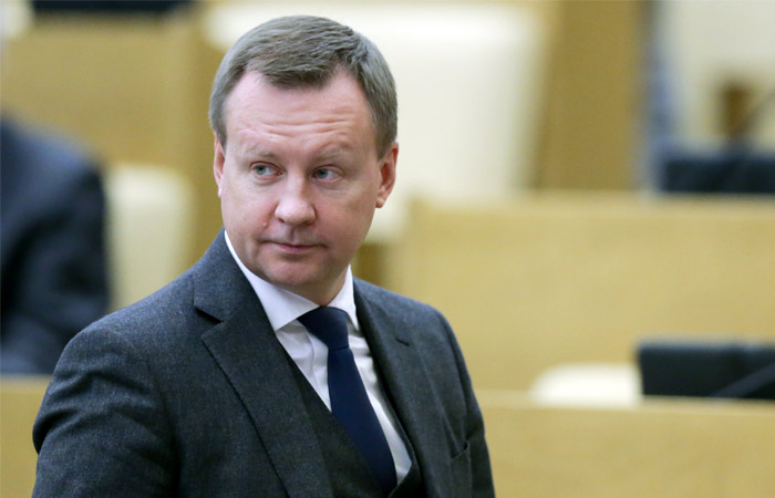 Бывший чиновник Государственной думы Вороненков поведал ополучении гражданства государства Украины