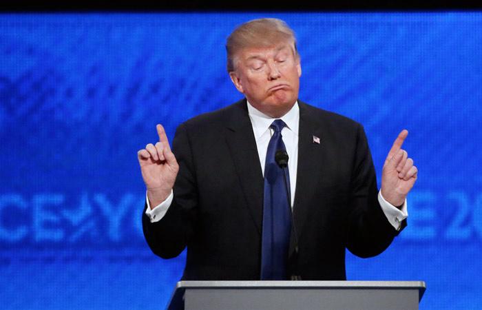 Трамп ответил напубликации СМИ освязях его команды сразведкой РФ