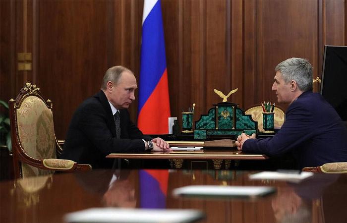 Путин назначил Артура Парфенчикова врио главы Карелии