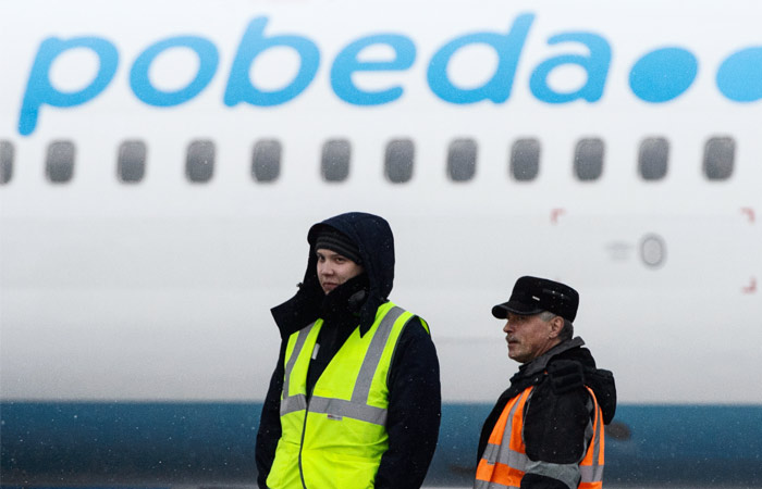 """""""Победа"""" поднимет цены на авиабилеты из-за появления охраны"""