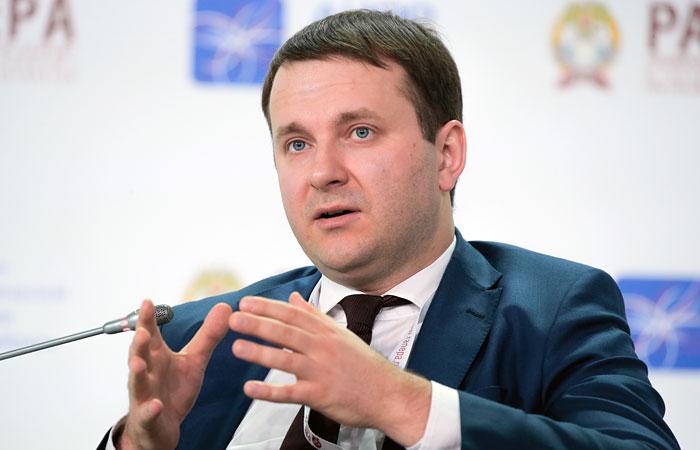 Путин призвал руководителя минэкономразвития Максима Орешкина регулярно работать над уменьшением инфляции