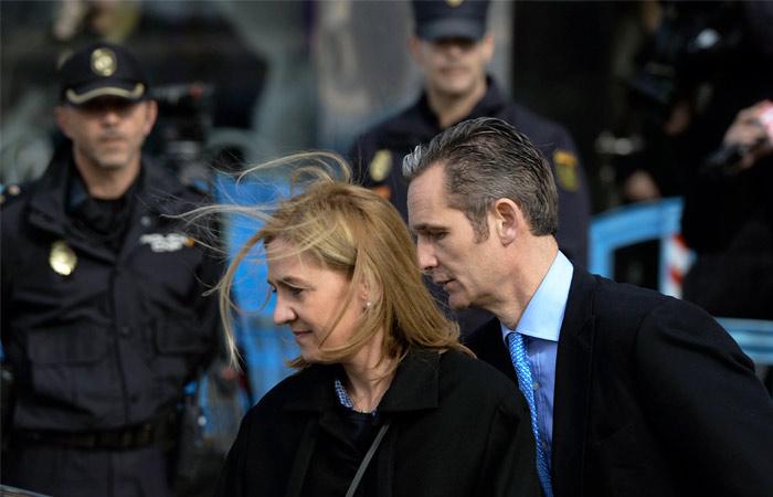 Суд вИспании оправдал инфанту Кристину поделу офинансовых махинациях