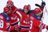 ЦСКА выиграл регулярный чемпионат КХЛ