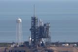 Запуск Falcon 9 отменили за несколько секунд до старта