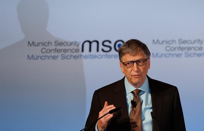 Билл Гейтс предупредил об угрозе биологического терроризма