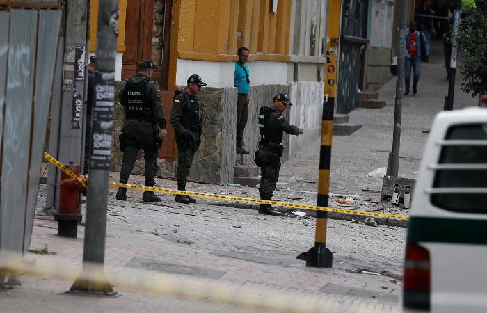 Десятки людей пострадали из-за взрыва в Колумбии