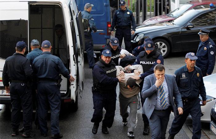 Спецпрокурор Черногории объявил обучастии «российских органов» впопытке госпереворота