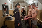 Большинство россиян сочли необходимым сохранить призыв в армию