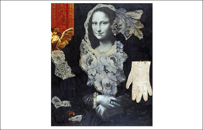 """Мона Лиза"" Параджанова продана на аукционе за 440 тысяч рублей"
