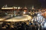 Москва заняла второе место в мире по загруженности дорог