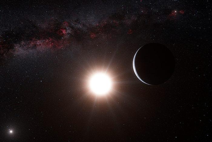 НАСА анонсировало пресс-конференцию об экзопланетах