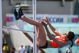 Мария Кучина превысила лучший результат сезона в мире в прыжках в высоту