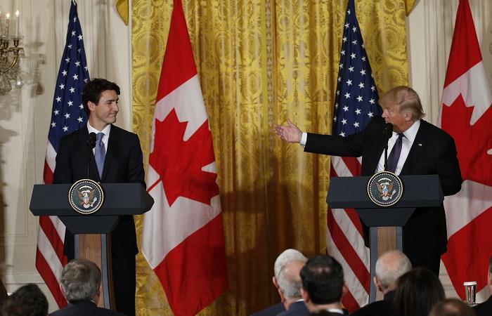 Канада продолжит принимать незаконных мигрантов изсоедененных штатов — Джастин Трюдо