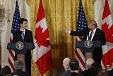 Премьер Канады пообещал принять нелегальных мигрантов из США