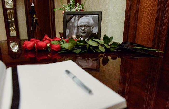 AP: Наисследование причины смерти Виталия Чуркина потребуется несколько недель