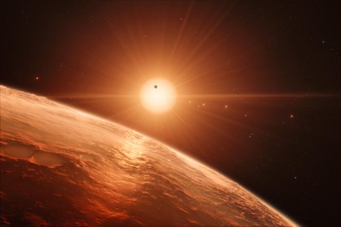 НАСА обнаружило три предположительно пригодных для жизни экзопланеты