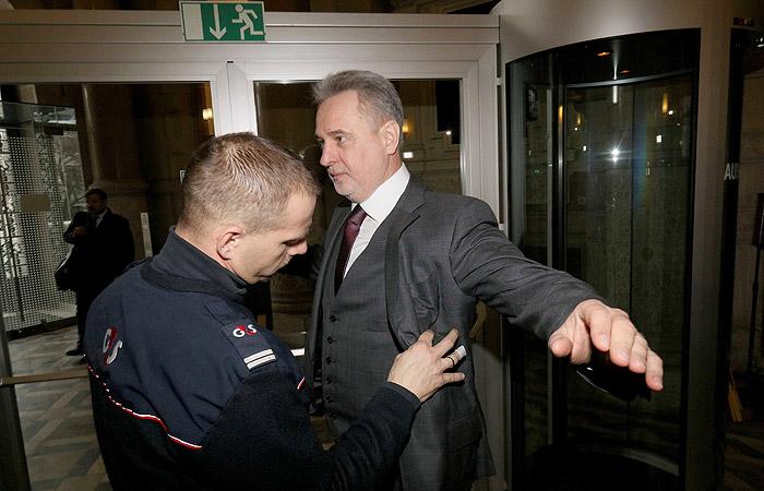 Земельный суд Вены принял решение освободить Фирташа без внесения дополнительного залога