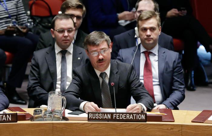 Исполняющим обязанности постпреда РФ при ООН стал Петр Ильичев