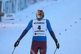 Устюгов выиграл золото в скиатлоне на ЧМ по лыжным видам спорта