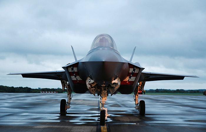 СМИ узнали о планах США разместить самолеты F-35 на Ближнем Востоке