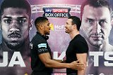 Британский боксер Джошуа пообещал нокаутировать Кличко в титульном поединке