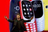 Обновленную Nokia 3310 представили на выставке в Барселоне