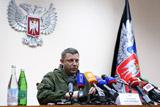 Глава ДНР объявил о блокаде Украины республиками Донбасса
