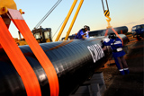 """К февралю """"Газпром"""" построил четверть трубопровода """"Сила Сибири"""""""
