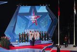 В Сочи завершились Всемирные военные игры