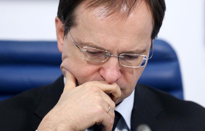 Мединский считает, что его диссертацию критикуют безработные бездельники