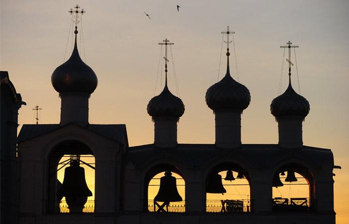В РПЦ признали часть вины за Октябрьскую революцию