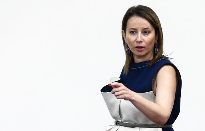 """Тимакова отказалась комментировать """"пропагандистские выпады"""" Навального"""