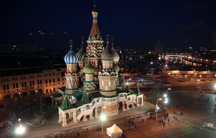 В РПЦ сочли ненужным добиваться передачи собора Василия Блаженного