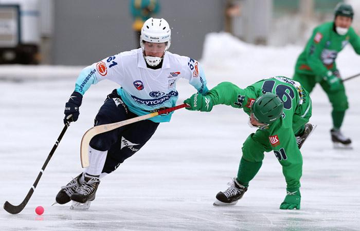 «Водник» дал соглашение научастие впереигровке матча с«Байкалом-Энергией»