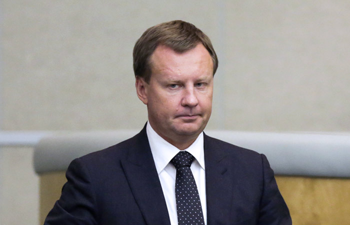 СКР попросил суд арестовать экс-депутата Вороненкова