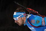 Шипулин стал вторым в гонке преследования на этапеКМ в Пхёнчхане