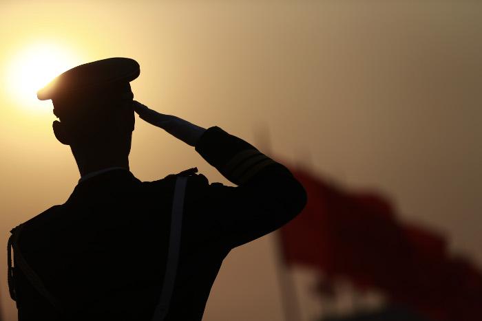 Военный бюджет Китая вырастет на7% - до1,3% ВВП