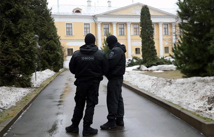 Обыски вМеждународном центре Рерихов проводились врамках уголовного дела
