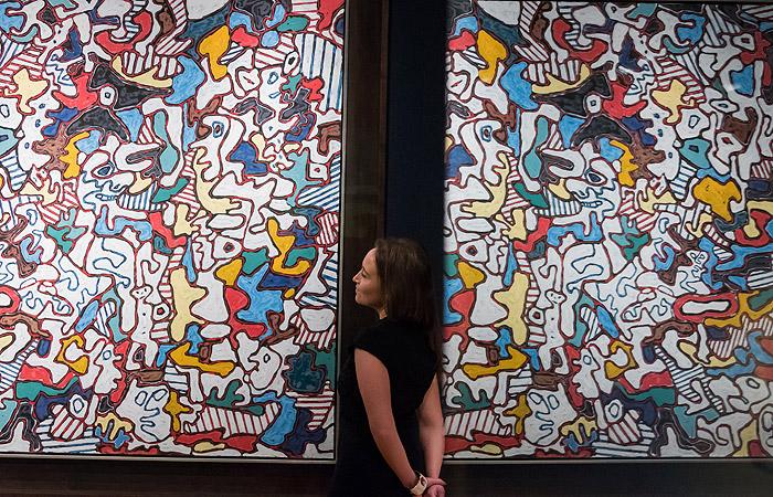 Christie's выручил на продаже послевоенного и современного искусства 96,4 млн фунтов